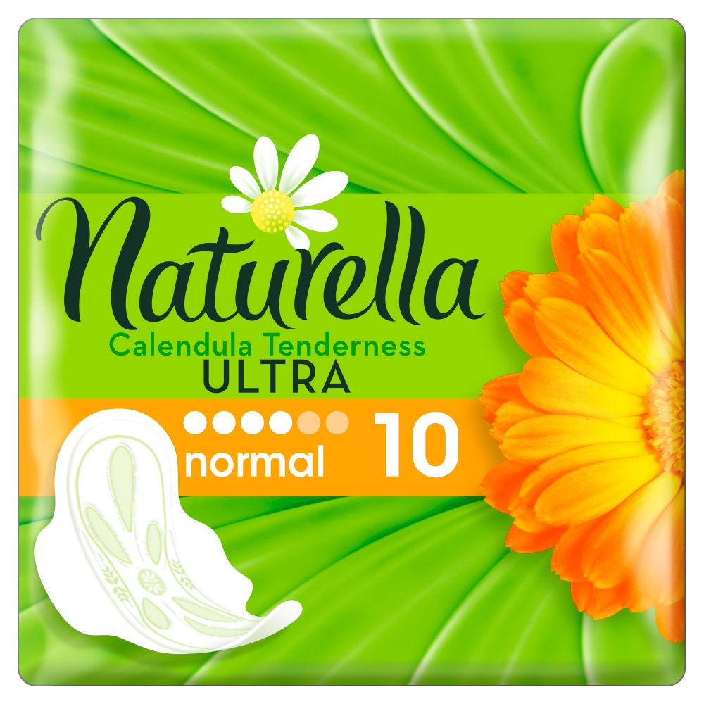 NATURELLA Calendula ultra normal 10 kusov