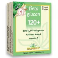 OBRA Beta glucan 120 - 30 tabliet