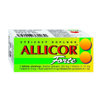 NATURVITA Allicor forte 60 tabliet