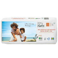 NATY Plienky Junior 11-25 kg  ECONOMY PACK 40 ks