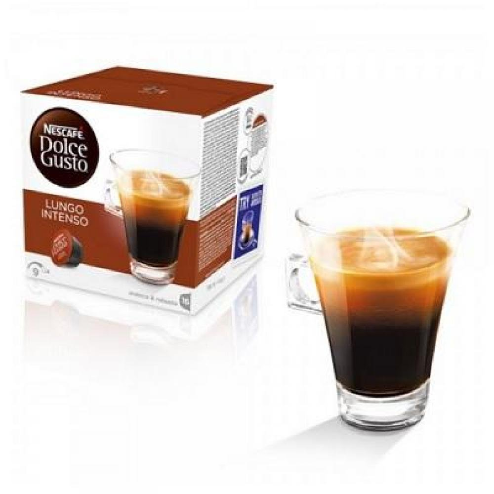 Nescafé Dolce Gusto caffe lungo intenso (náplň)