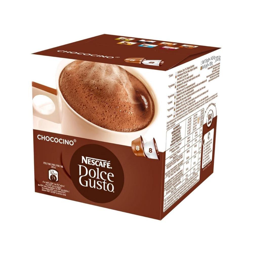 Nescafé Dolce Gusto Chococino 8 + 8 ks