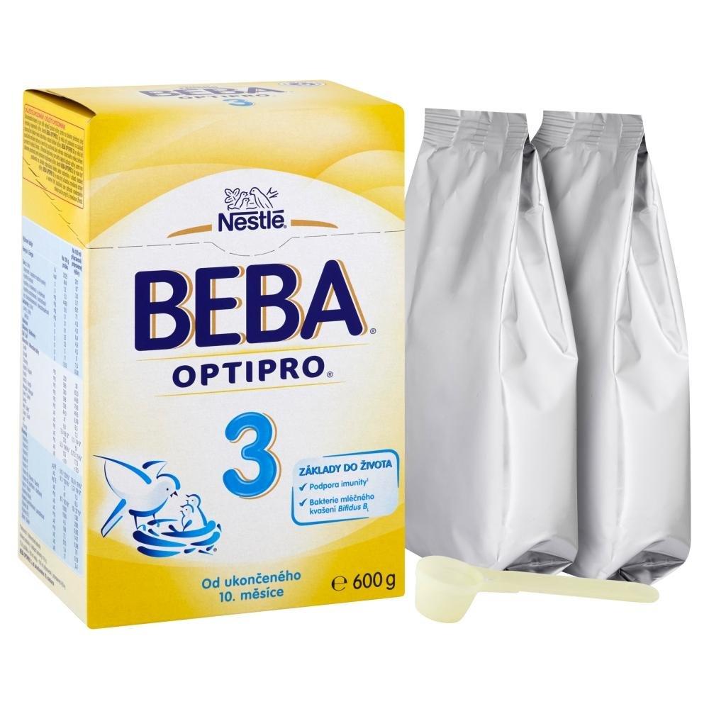 NESTLÉ Beba 3 PRO 600 g