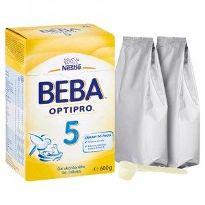 812209e29 NESTLÉ Beba OPTIPRO 5 dojčenská výživa 600 g - MojaLekáreň.sk