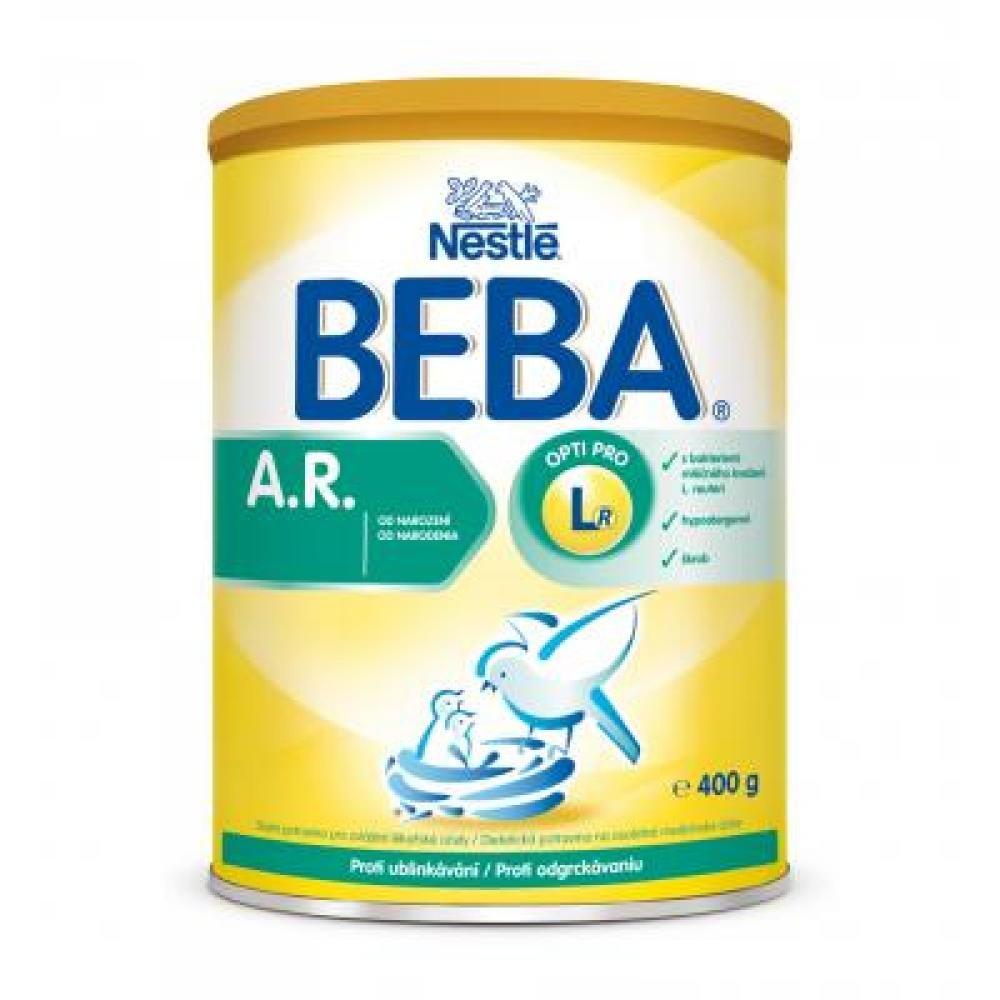 473d61ae6 NESTLÉ Beba A.R. proti grckaniu 400 g NEW - MojaLekáreň.sk