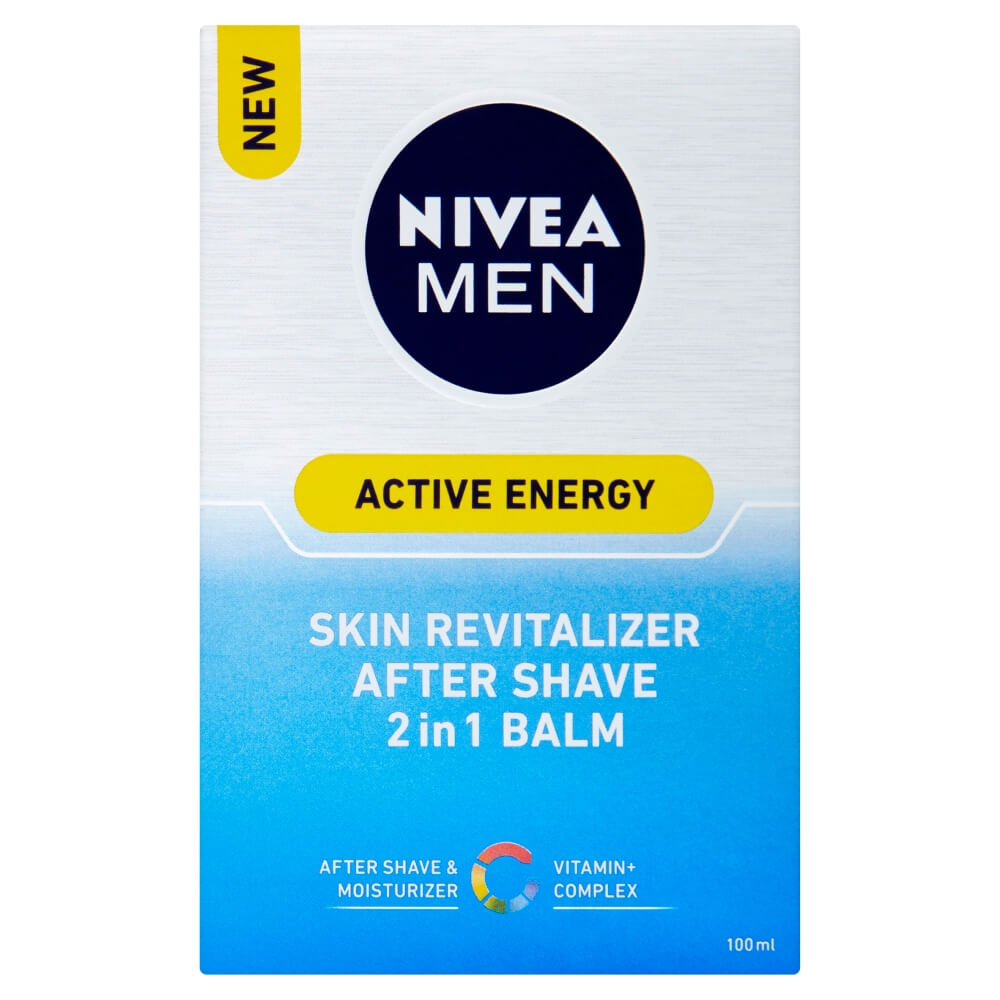 NIVEA Balzam po holení Active Energy 100ml