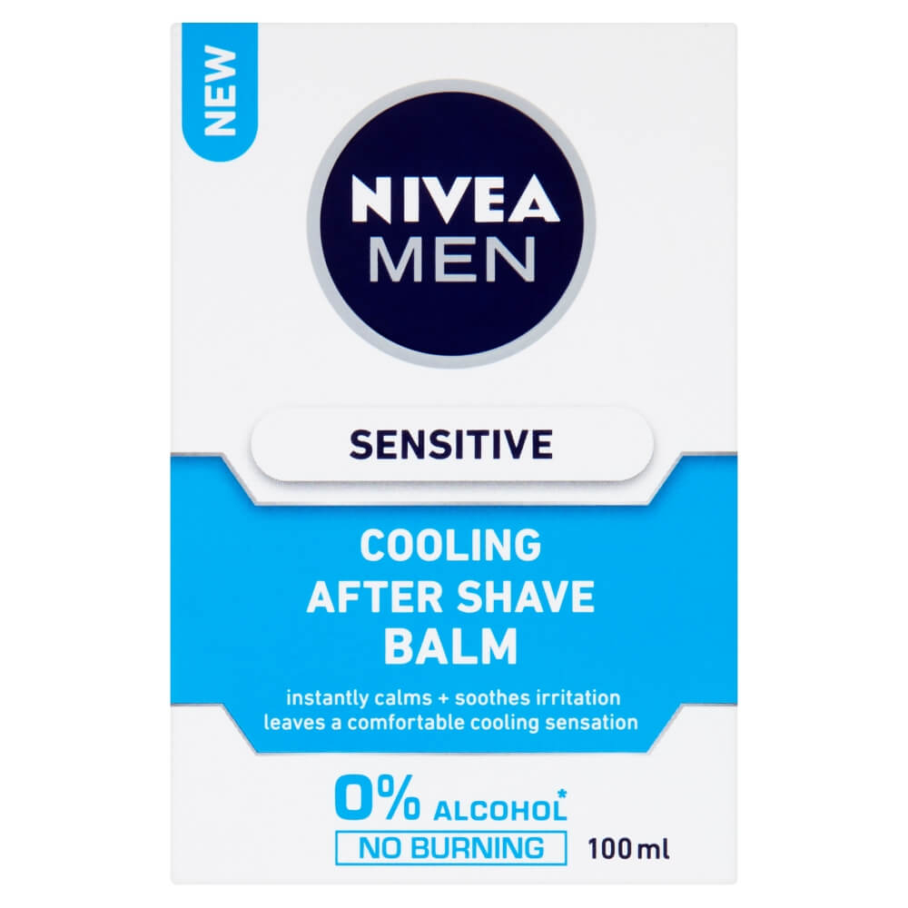 NIVEA MEN balzám po holení Sensitive Cooling 100 ml
