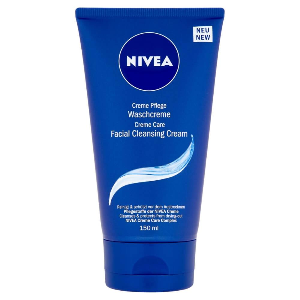 NIVEA Ošetrujúci čistiaci krém Creme Care 150 ml