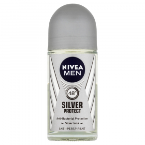 NIVEA MEN deo roll-on Silver Protect 50 ml