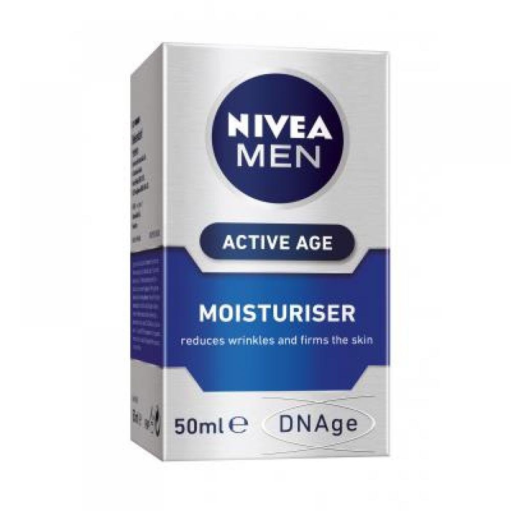 NIVEA MEN sérum proti vráskám Active Age Moisturiser 50 ml