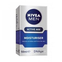 NIVEA MEN sérum proti vráskam Active Age Moisturiser 50 ml
