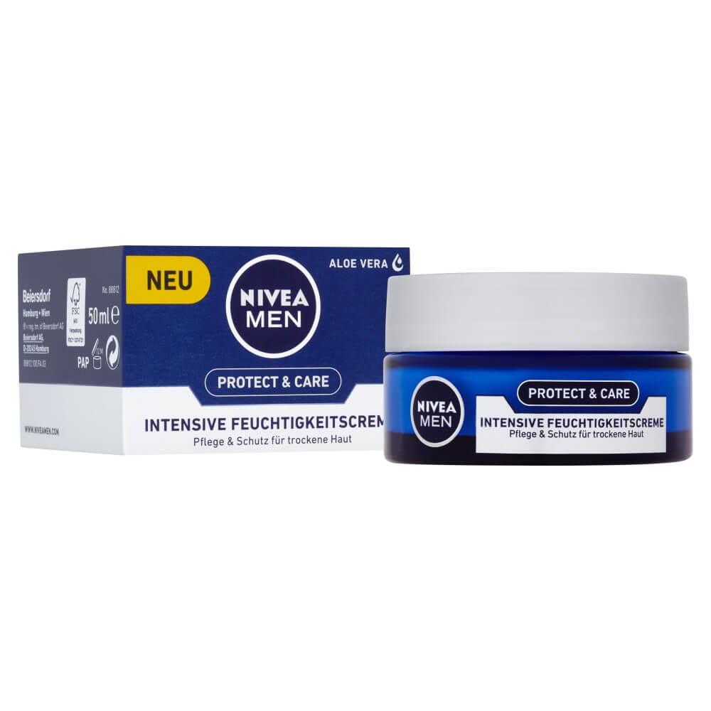 NIVEA MEN intenzívny krém Original 50 ml