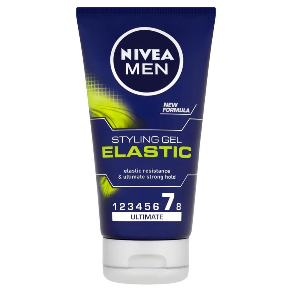 NIVEA MEN gél na vlasy Elastic 150 ml
