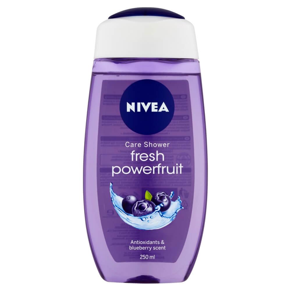 Nivea sprchový gél Powerfruit Relax 250 ml