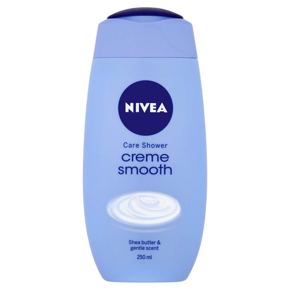 NIVEA Ošetrujúci sprchový gél Creme Smooth 250 ml