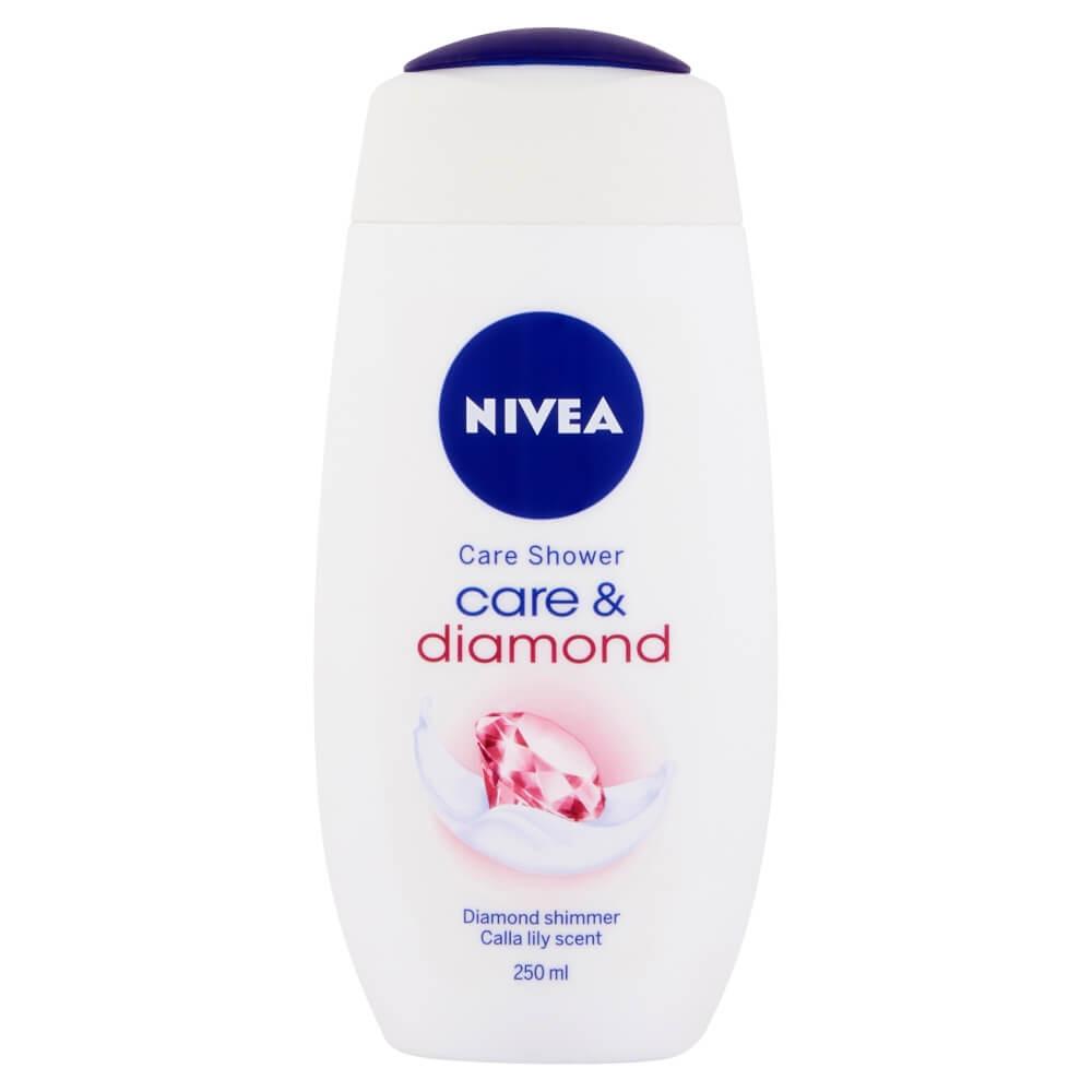 Nivea sprchový gél Diamond Touch 250 ml