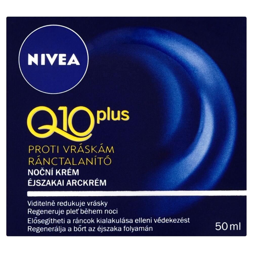NIVEA Krém Q10 Plus 50 ml Nočný
