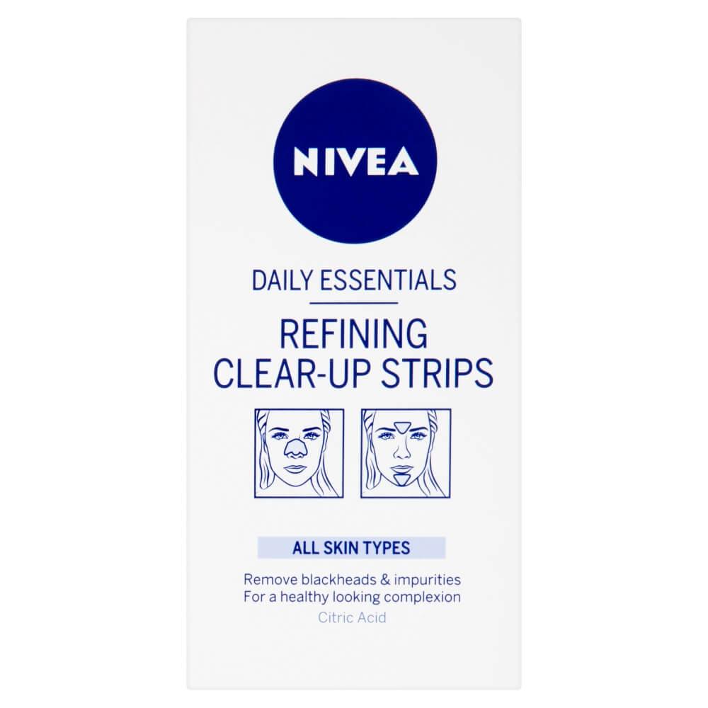 NIVEA Osviežujúce čistiace pleťové náplasti 8 kusov