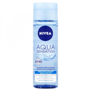 NIVEA Visage Oxygen Power Čistiaci gél 200 ml