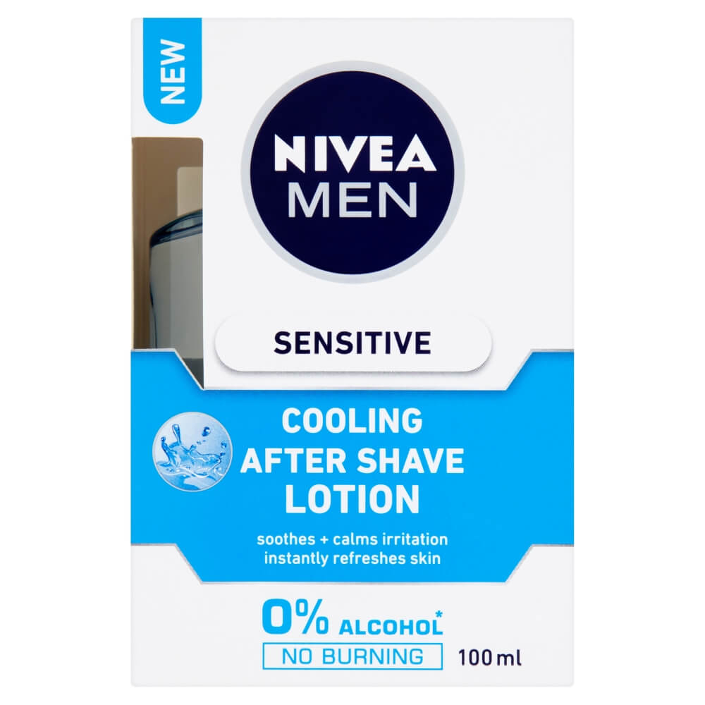NIVEA MEN voda po holení Sensitive Cooling 100 ml
