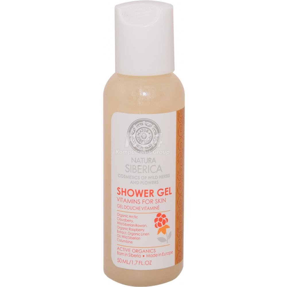 NS Mini Sprchový gel s vitamíny pro pleť 50 ml
