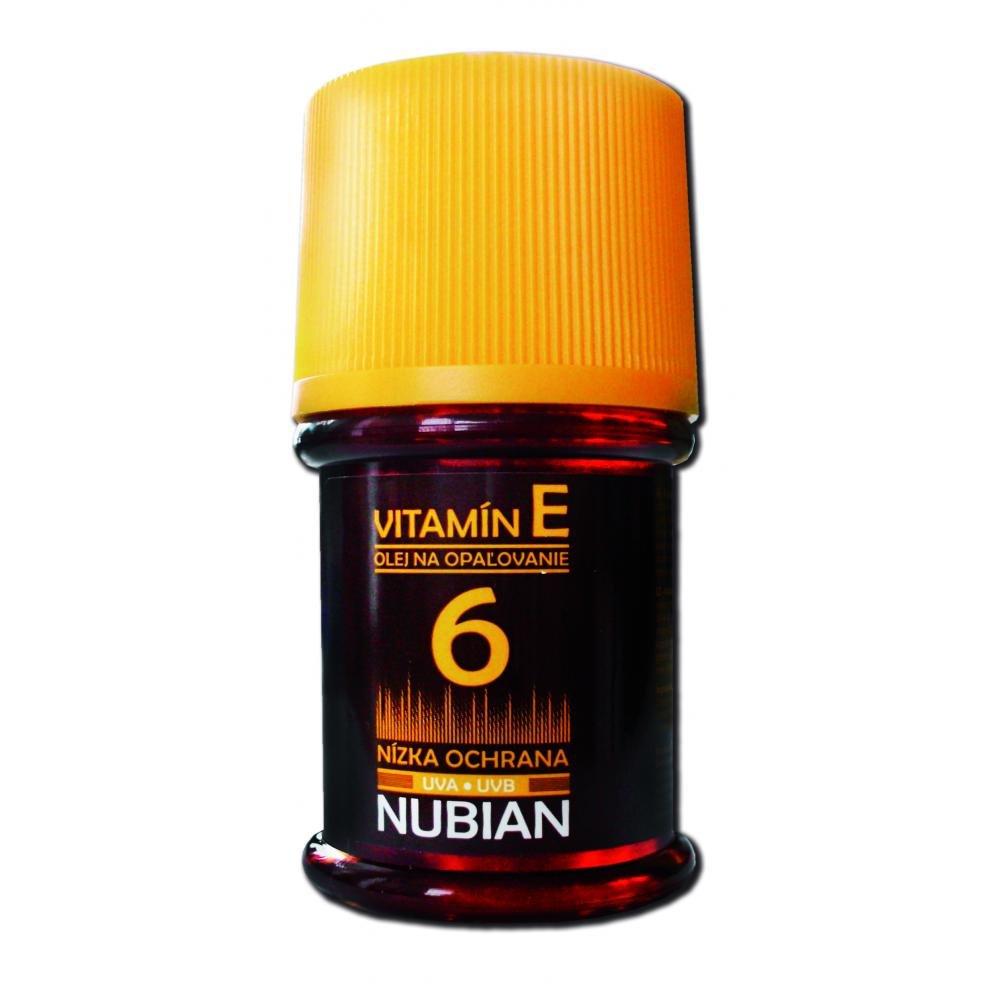1313e1bf63c2 Nubian olej na opaľovanie OF6 60ml - MojaLekáreň.sk