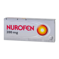 NUROFEN 200 mg 24 tabliet