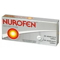 NUROFEN 200 mg x 24 tabliet