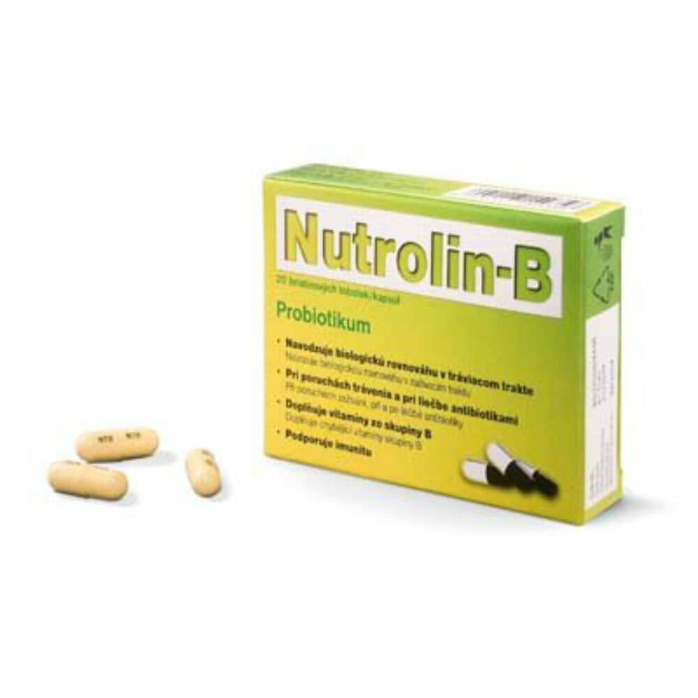 SD Pharma NUTROLIN B CPS 20