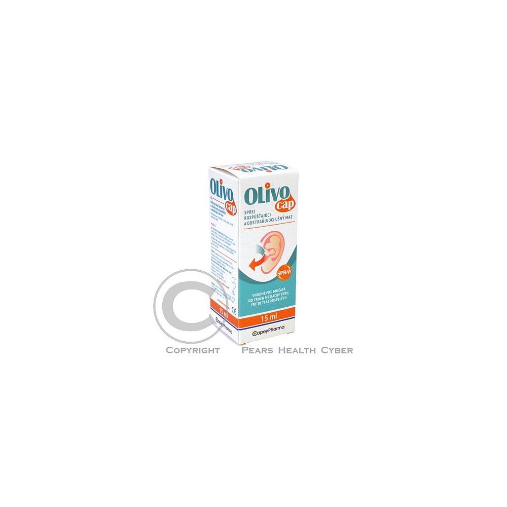 OLIVOCAP ušný sprej 15 ml d47901db719