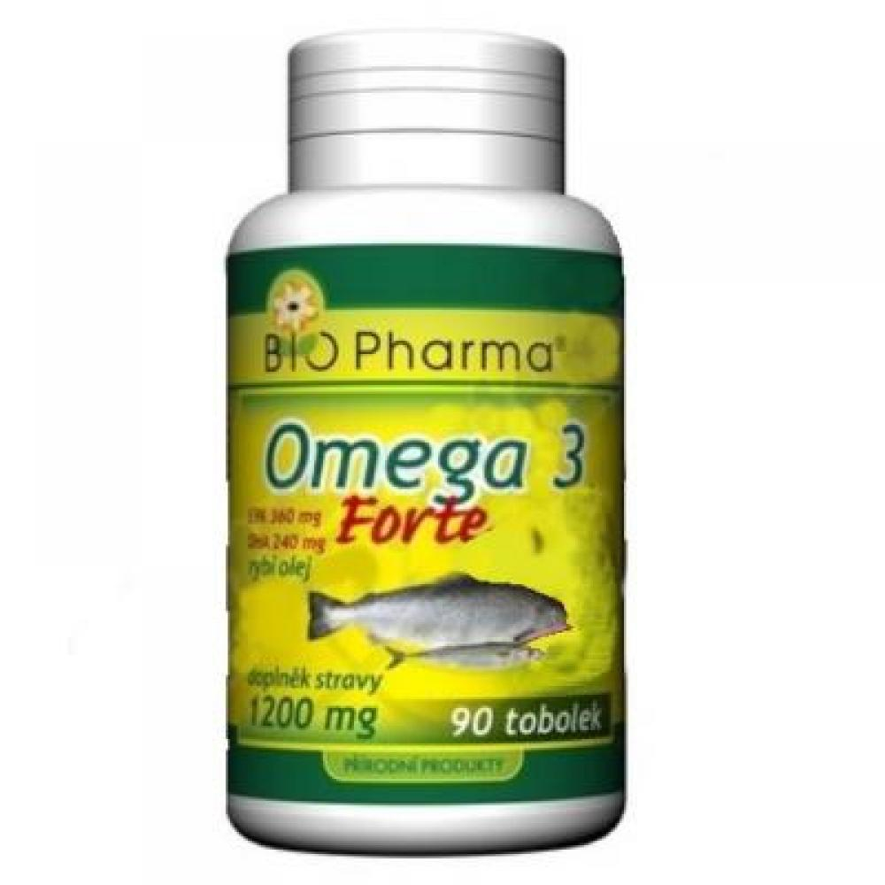 Omega 3 Forte 1200 mg tob. 90