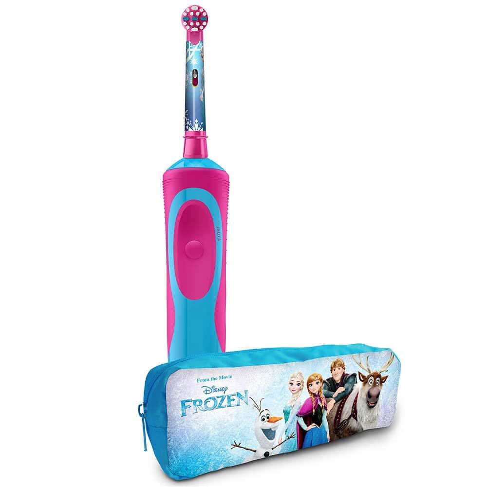 896422e81 ORAL-B Vitality Frozen elektrická detská kefka + peračník ...