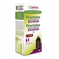 ORTIS Fructolax Sirup pre deti 250 ml