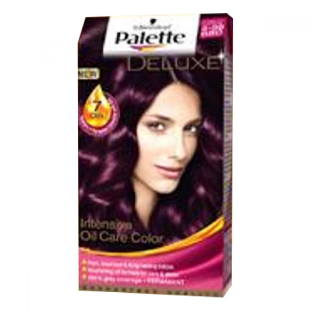 PALETTE deluxe 880 tmavo fialový