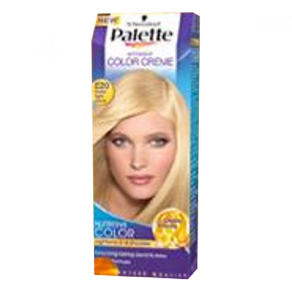 PALETTE icc E20 super blond