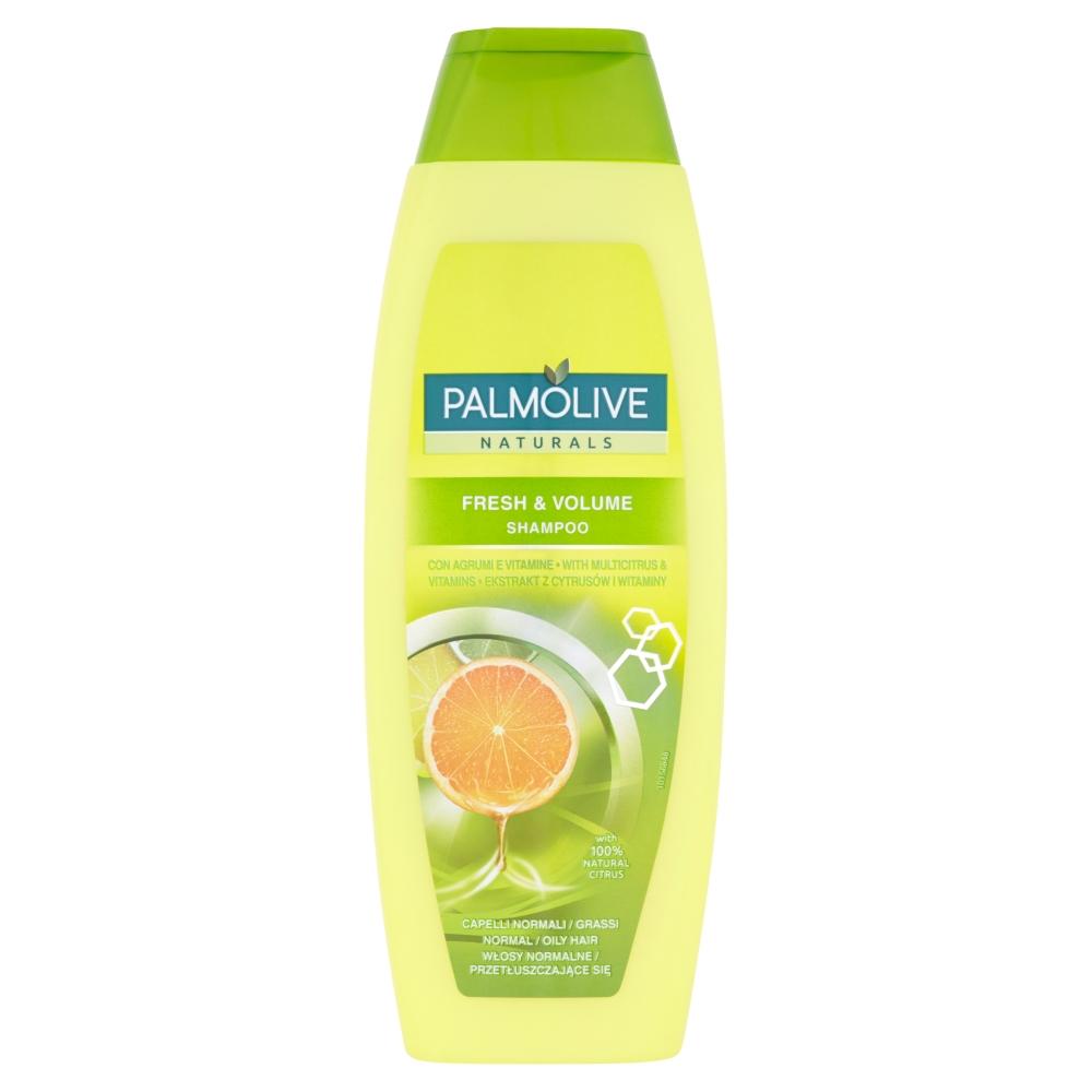 Palmolive šampón naturals 350 ml normálne, mastné