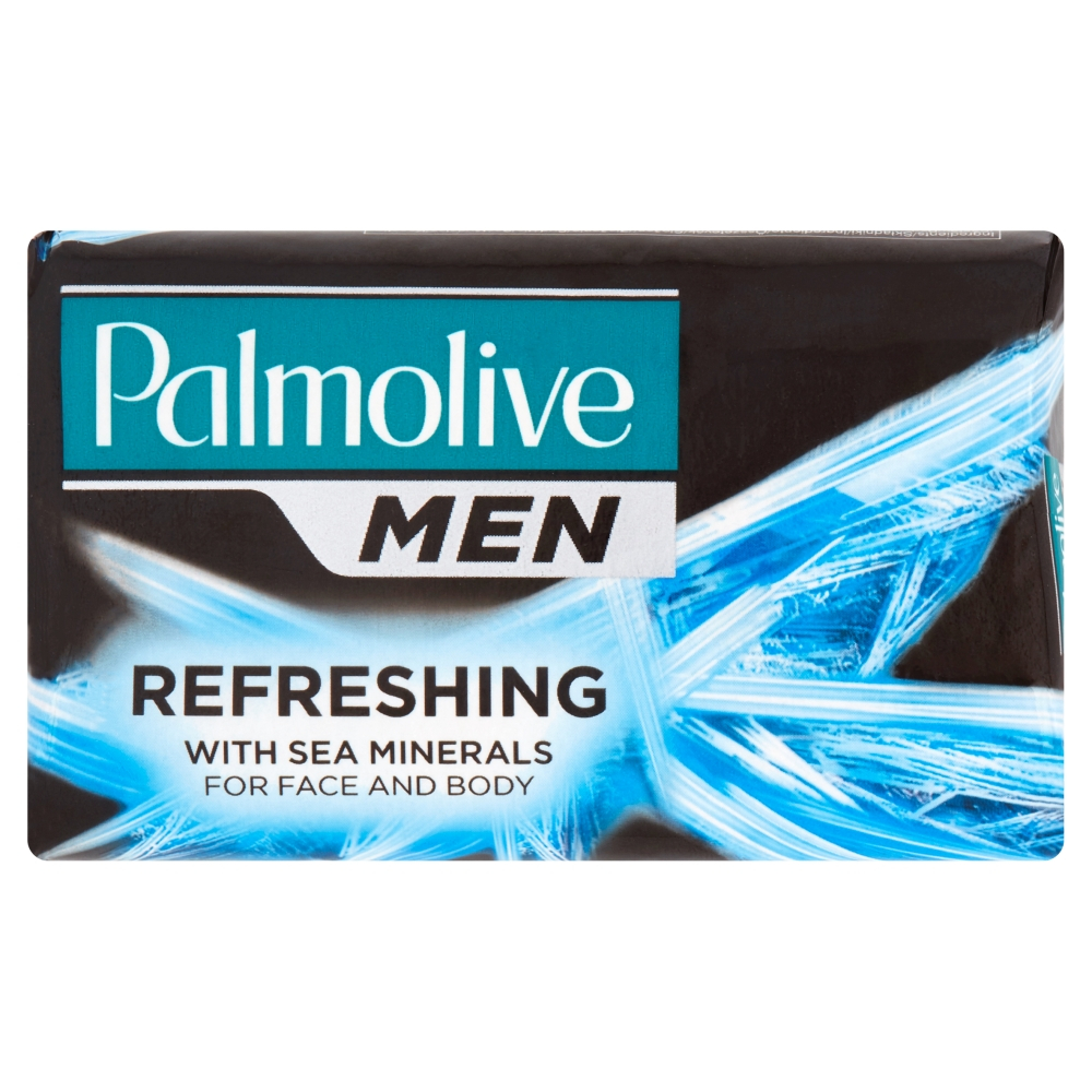 PALMOLIVE Tuhé mydlo Men Refreshing 90 g