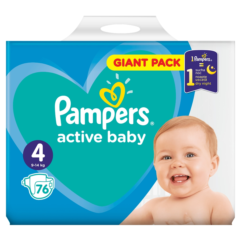Active Fit Oder Baby Dry