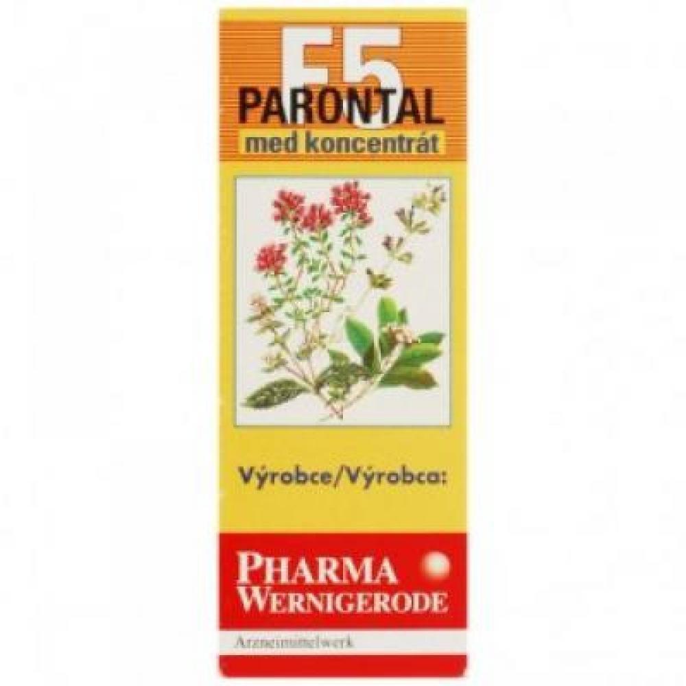 PARONTAL F5 ÚSTNÁ VODA 20 ML