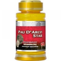 STARLIFE Pau D'Arco 60 tabliet