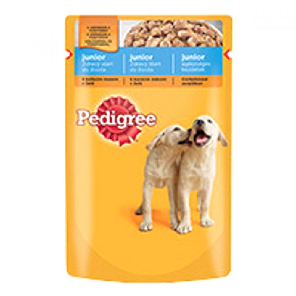 Pedigree kapsa Junior kuracie 100g