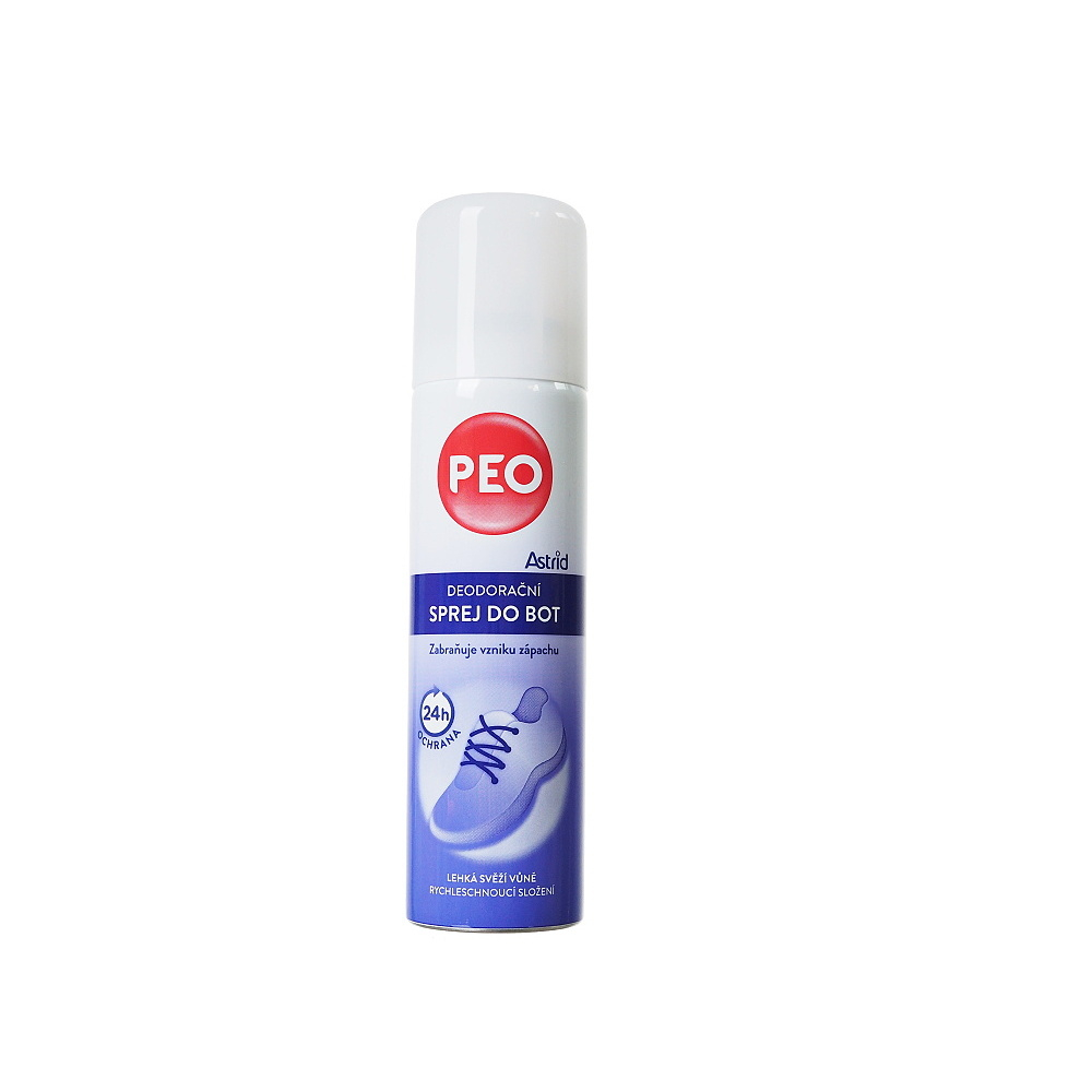 PEO Spray do topánok 150 ml