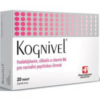 PHARMASUISSE Kognivel 20 tabliet