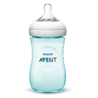 PHILIPS AVENT Fľaša Natural Zelená 260 ml