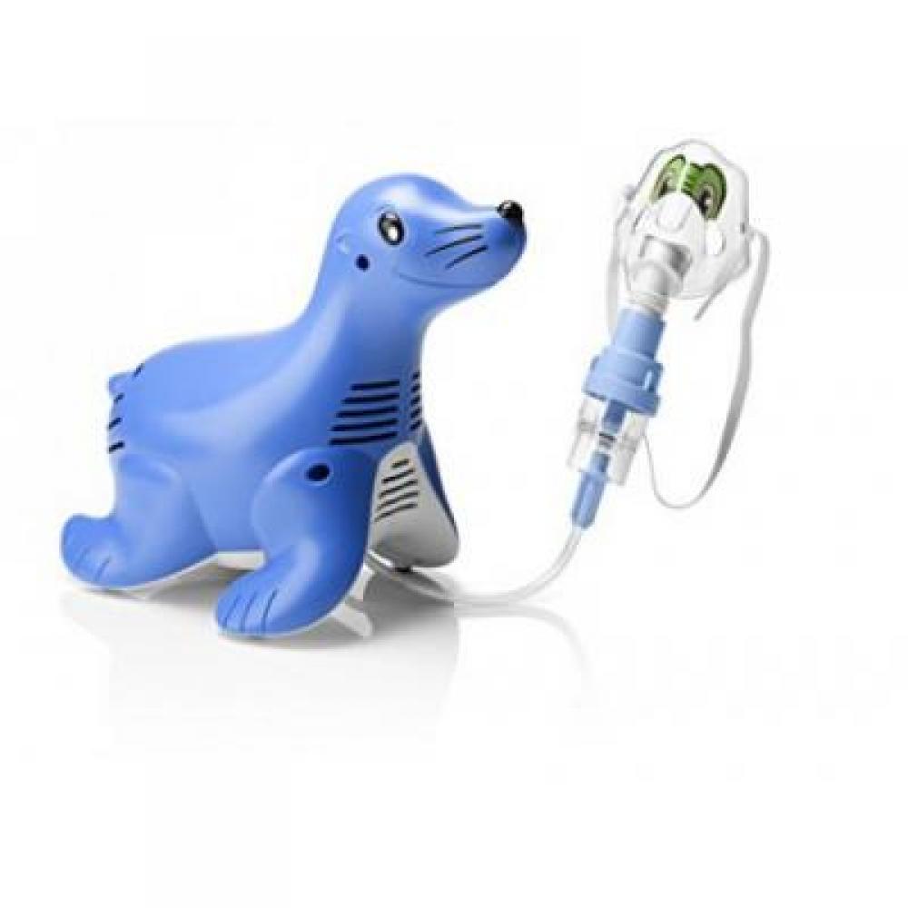 PHILIPS RESPIRONICS® Inhalátor kompresorový SAMI pre deti ... 2064f9150c6