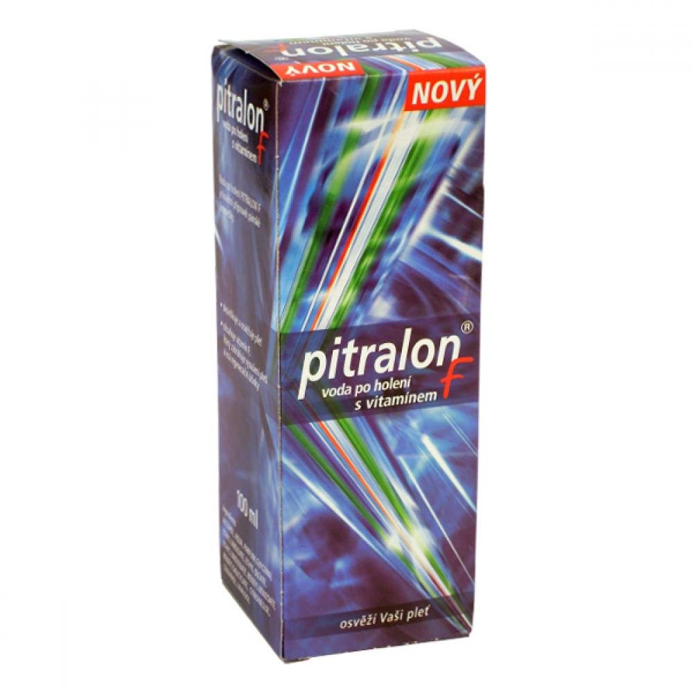 Pitralon f voda po holení, 100ml