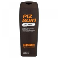 PIZ BUIN SPF50 + Allergy Lotion 200ml