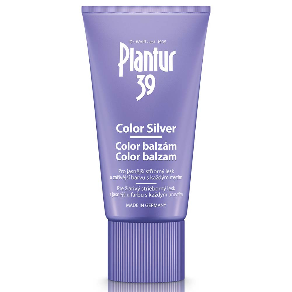 PLANTUR39 Color Silver balzam na vlasy 150 ml