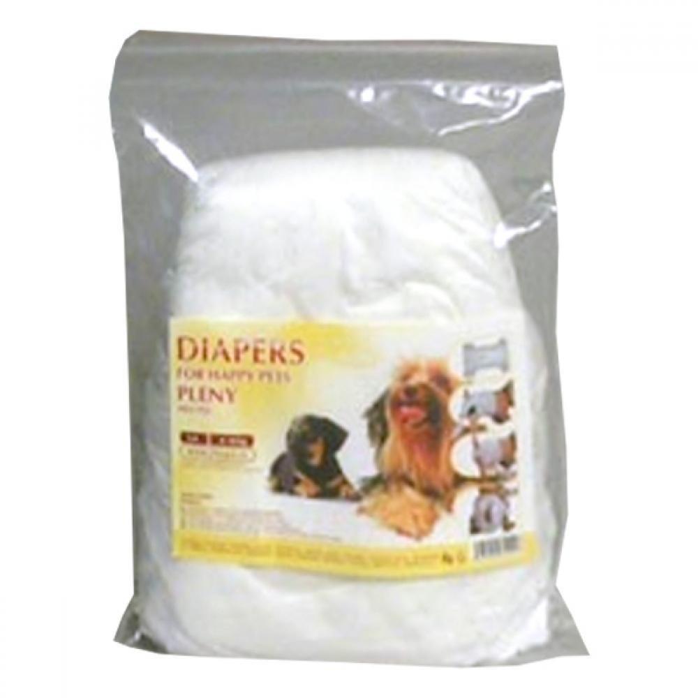 Plienky pre psov veľ. 3A 6-10 kg 1ks