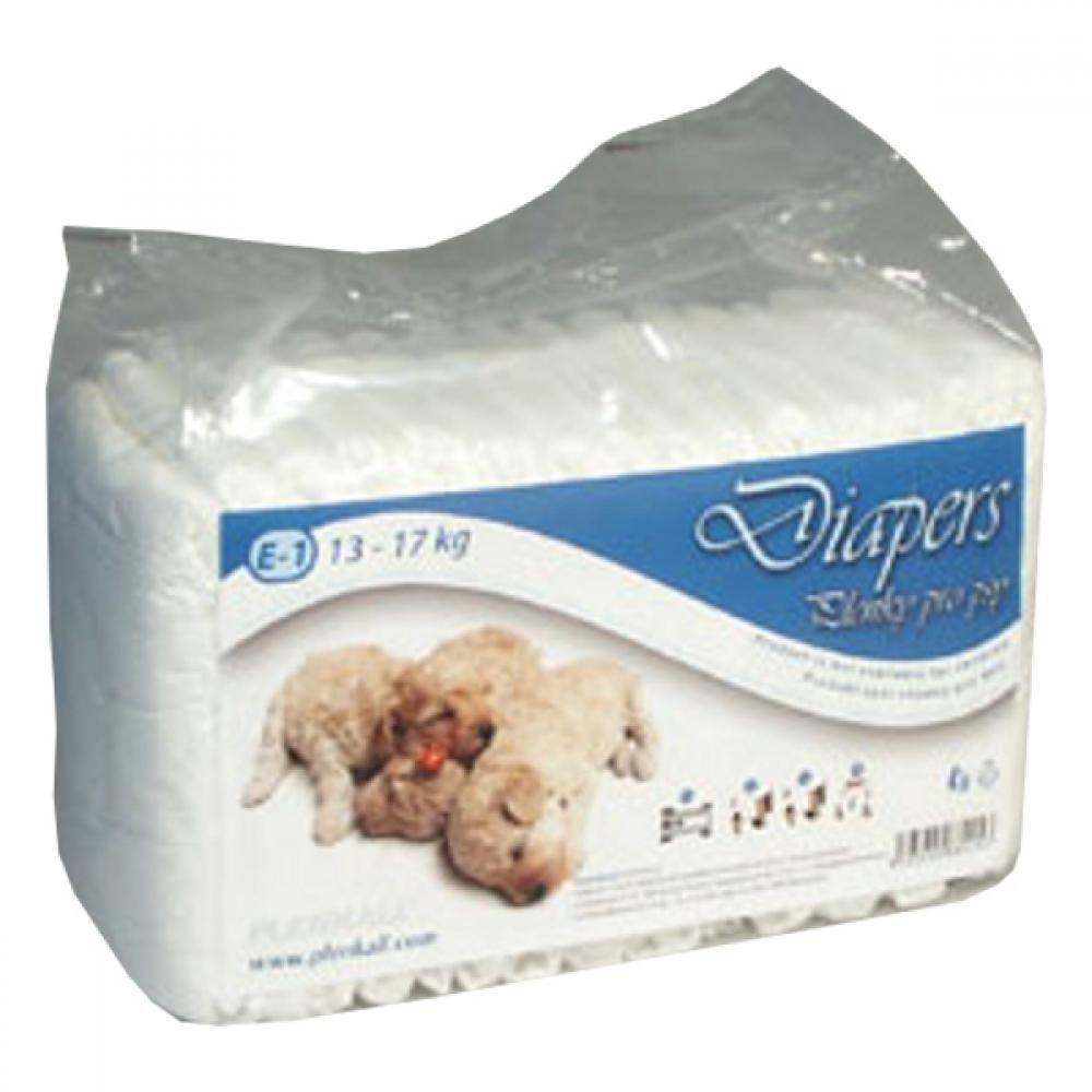 Plienky pre psov veľ. 5A 13-17 kg 15ks